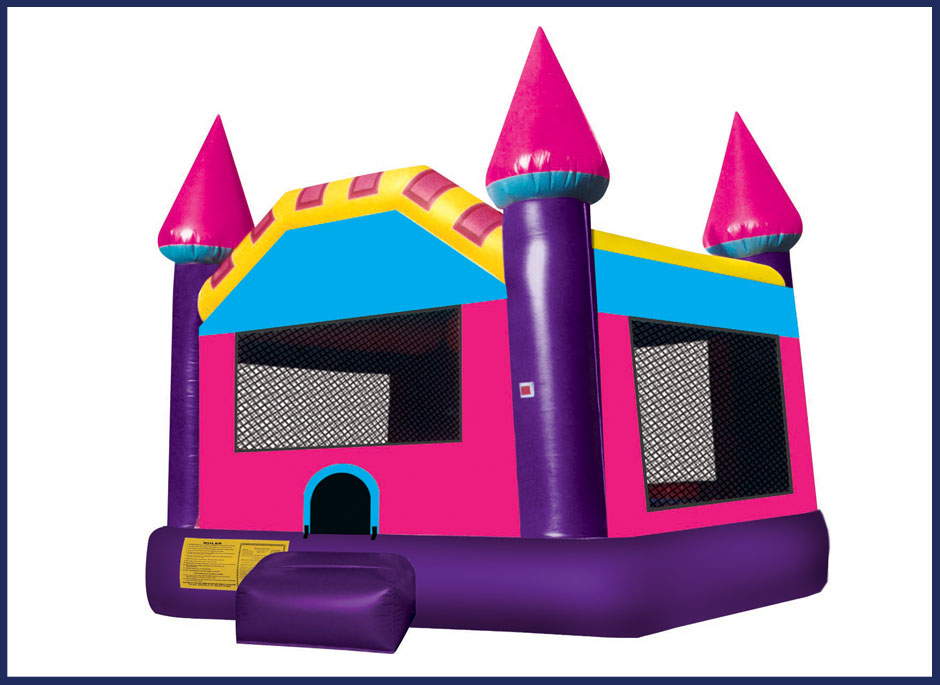 Dream Castle Bounce Inflatable