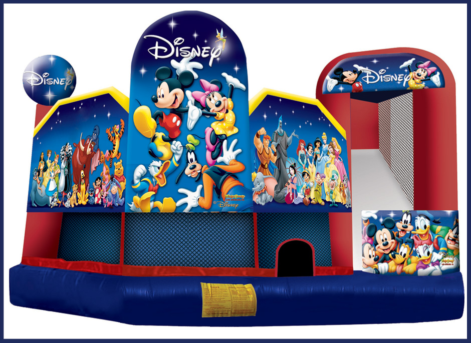 World of Disney Combo Rental