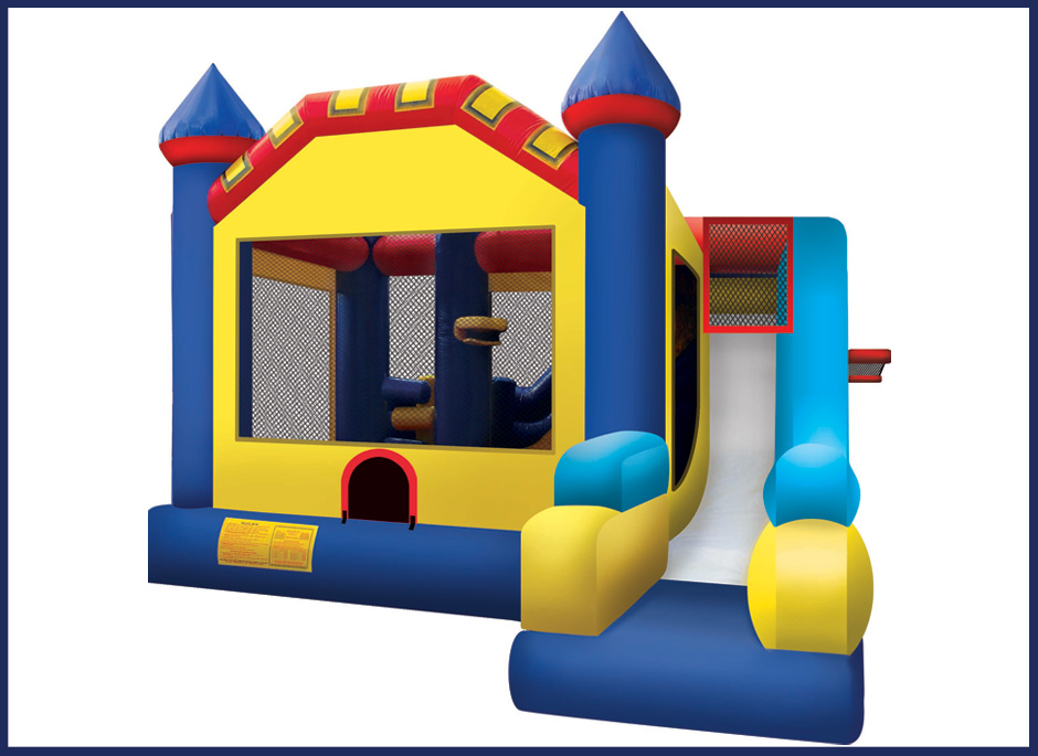 Party Castle Inflatable