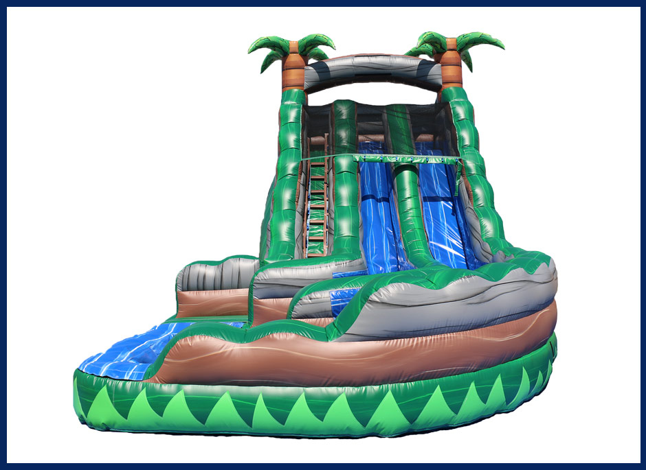 Congo Rainforest Water Slide