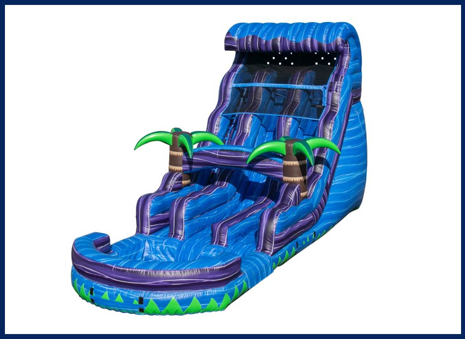 Tropic Glides Water Slide